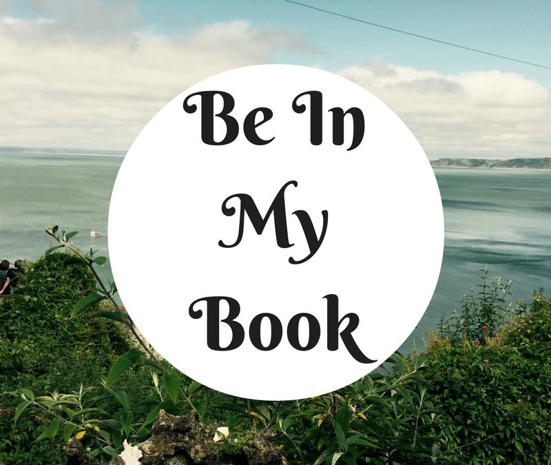 D'you Want To Be In My Book?!