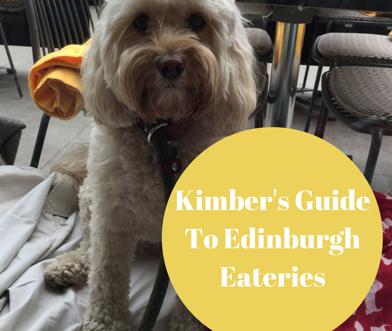 Our Six Best Dog Friendly Eateries In Edinburgh