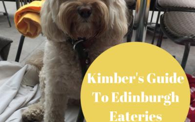 Our Six Best Dog Friendly Eateries In Edinburgh